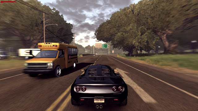 Test Drive Unlimited 1 Free Download