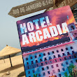 Hotel Arcadia and the AMAZING #wherebooksgo Give Away