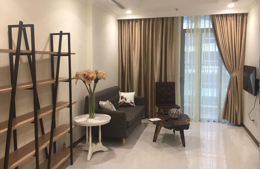 Căn hộ Vinhomes Bình Thạnh cho thuê Office 47m2