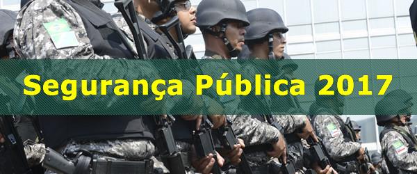 Concursos para a área de Segurança pública