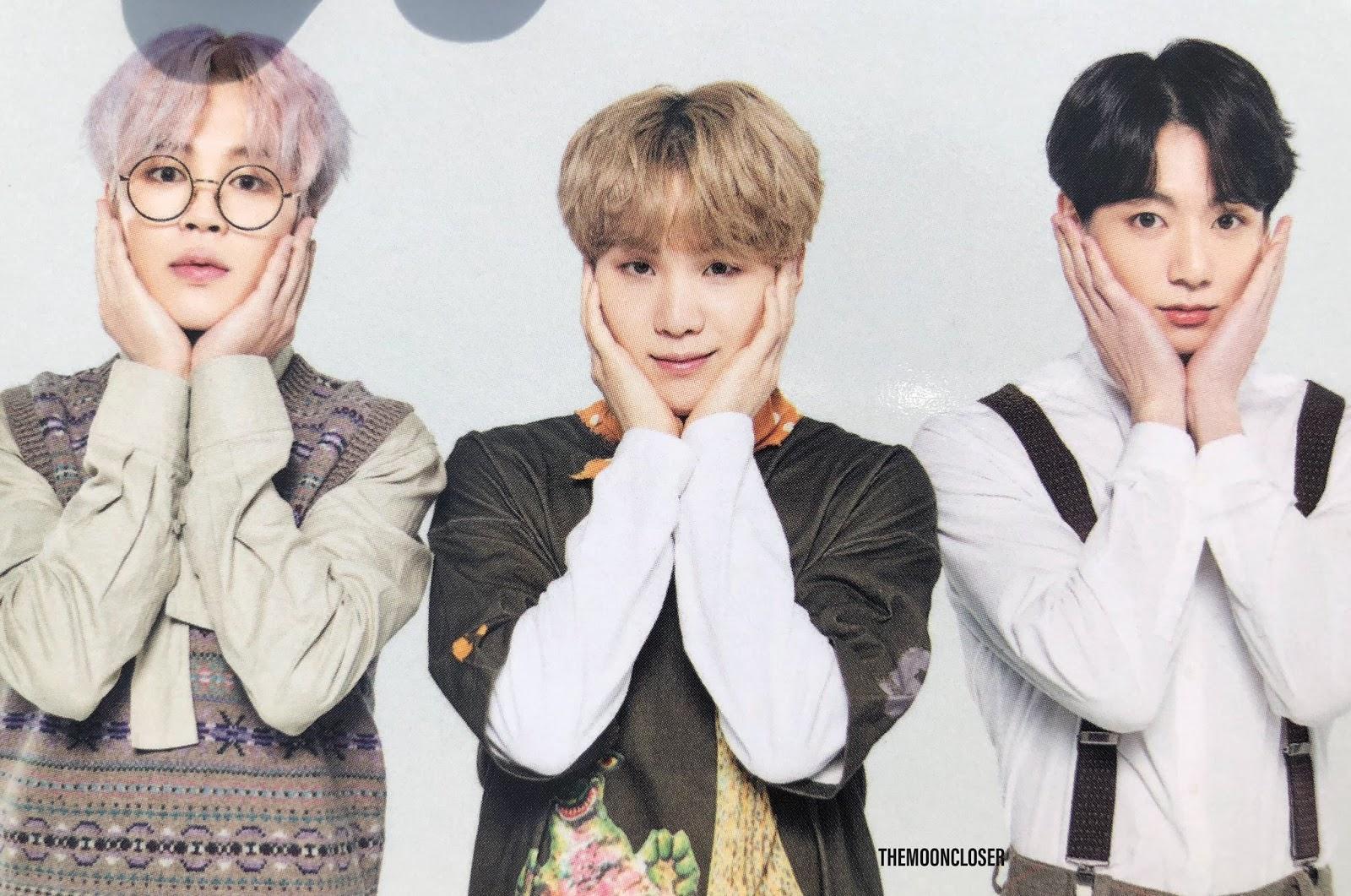 Nuna Kookie: BTS 5TH MUSTER MAGIC SHOP 2019 Photocard