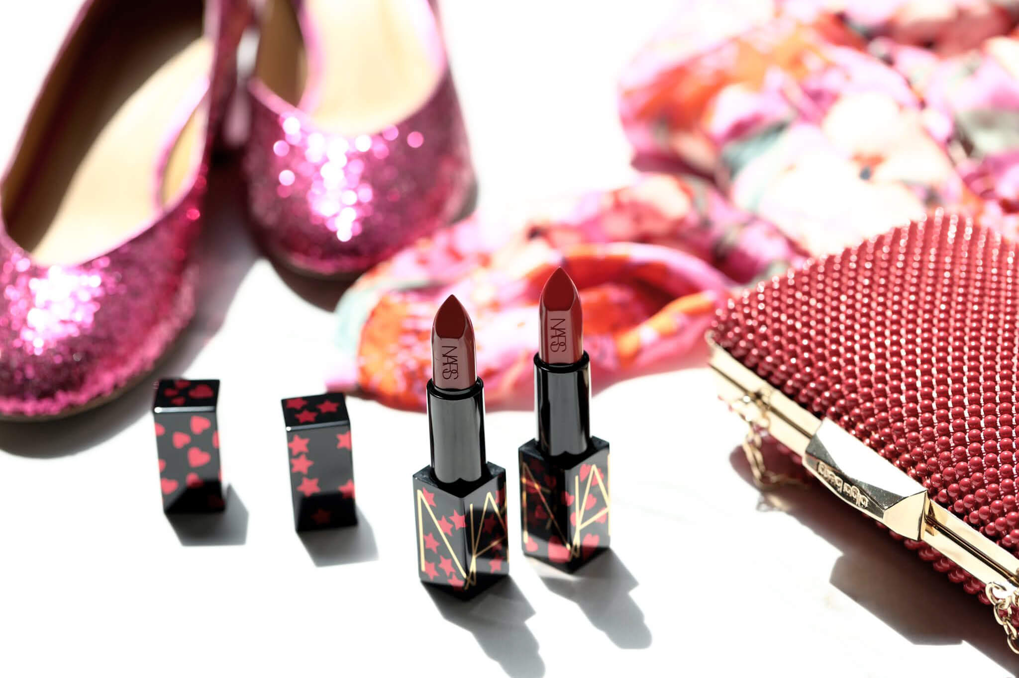 Nars Audacious Lipstick Lea Claudette