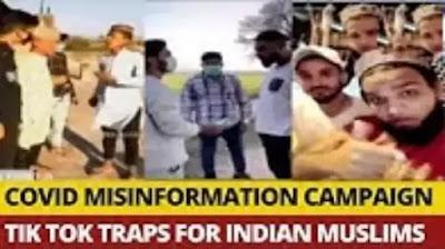 Ban-Tik-Tok-Misleading-India- Muslims-Over-Coronavirus