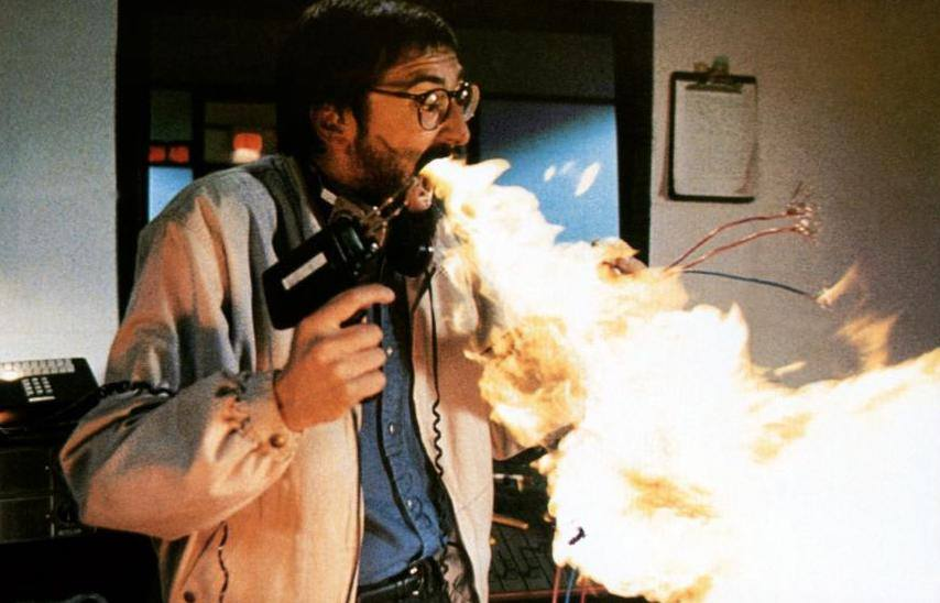 The Movie Sleuth: Blu Reviewed: Spontaneous Combustion