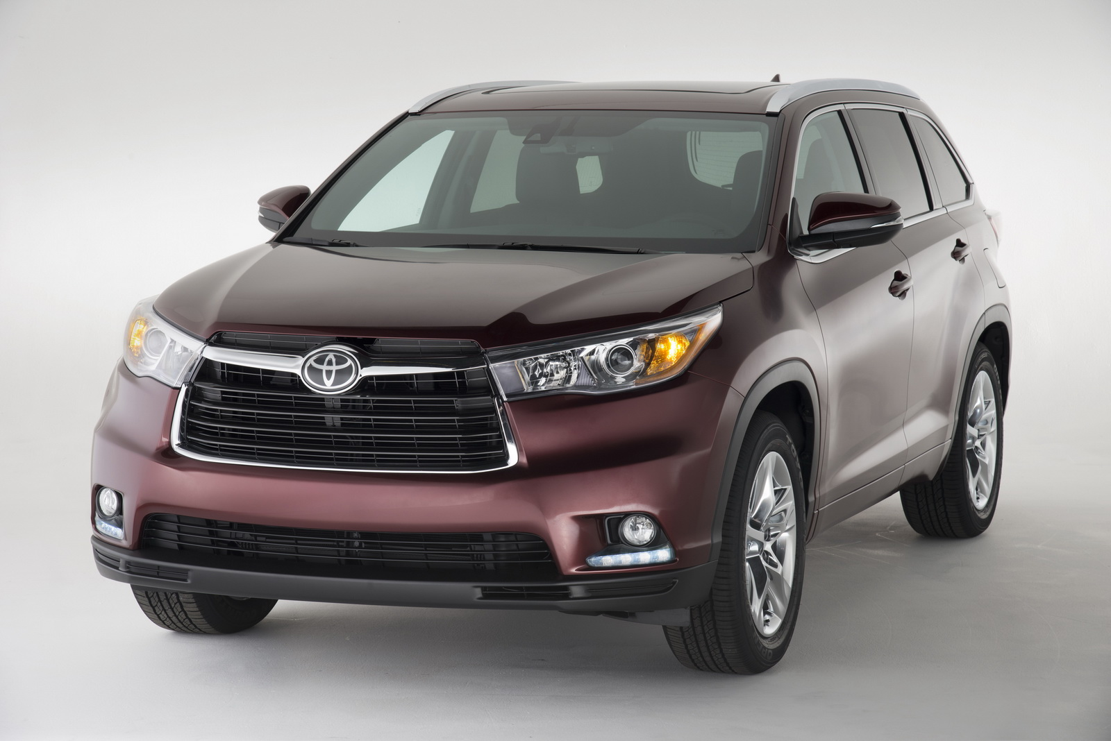 All new 2014 toyota highlander Toyota highlander 2014 exterior