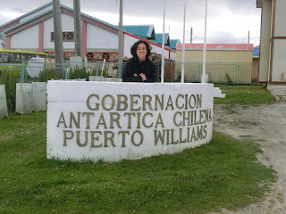 DESEMBARCO EN PUERTO WILLIAMS