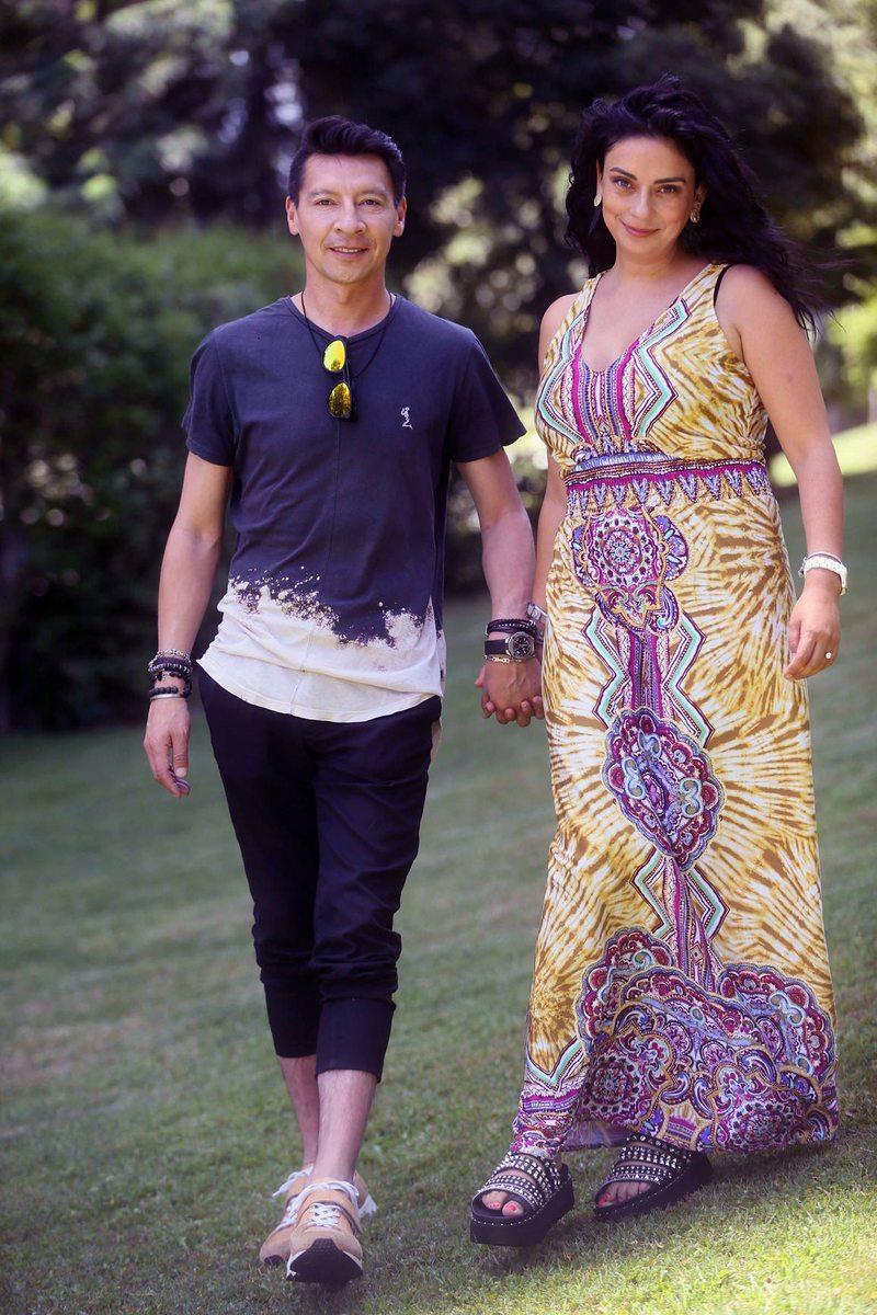 Pablo Contreras se casa con Elizabeth el 11 de marzo