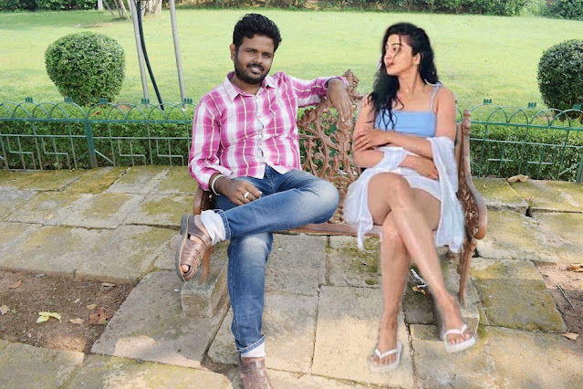 I shared the same bench with Pranitha Subhash