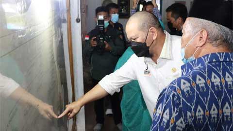 LaNyalla kunjungi rumah Sultan Buton
