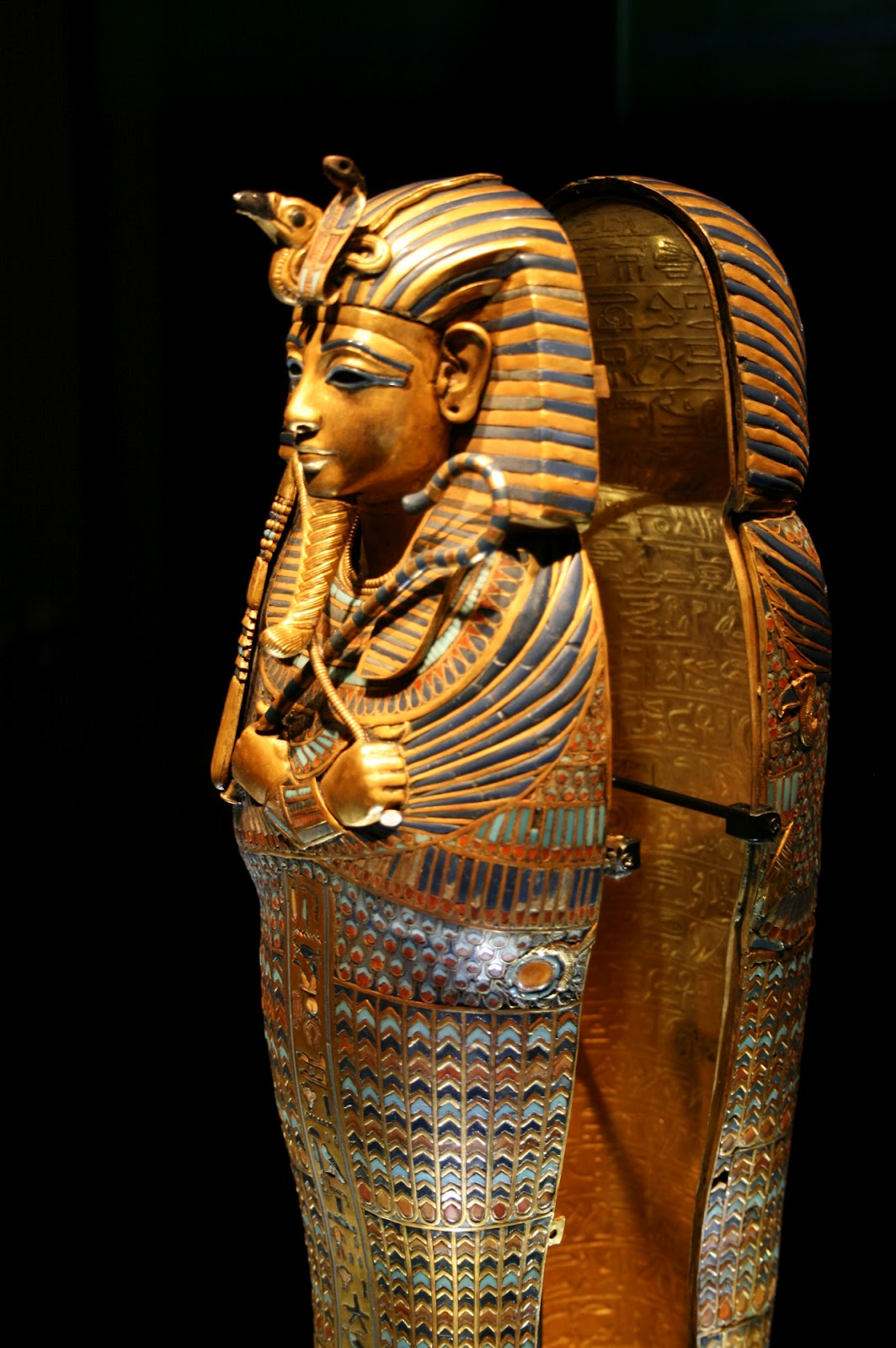 Stand Firm The King Tut Exhibition Going Going
