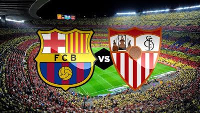 بث مباشر شاهد مباراة برشلونة ضد اشبيلية مباشر اليوم 19-6-2020 في الدوري الاسباني