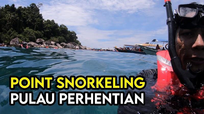 Senarai Kawasan (Point) Aktiviti Snorkeling Di Pulau Perhentian Terengganu