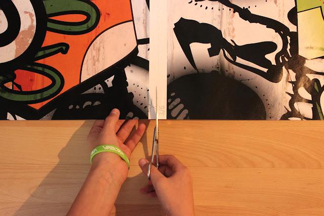 papier peint graffiti, bimago, home déco, lifestyle, les petites bulles de ma vie