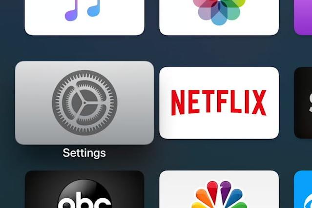 توصيل جهاز الكمبيوتر بالتلفزيون بإستخدام Apple TV