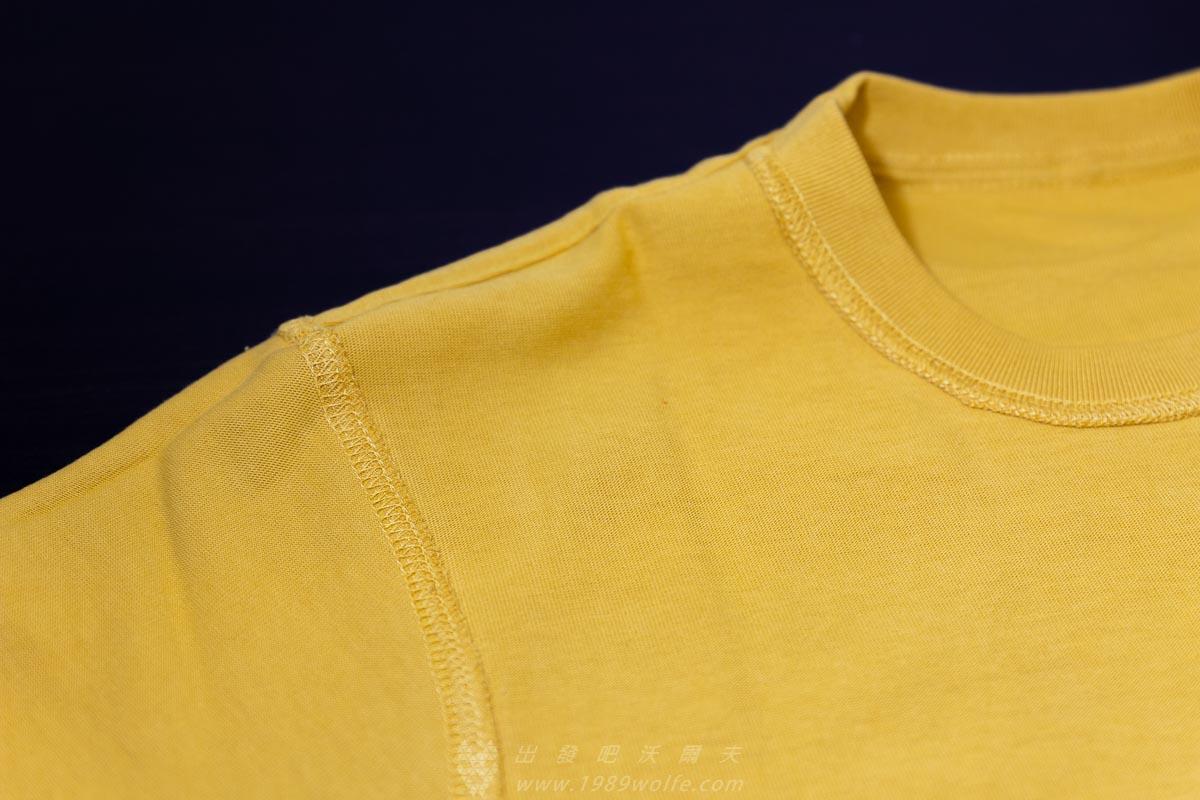 Zero Design 11oz 美式圓筒重磅 T-Shirt