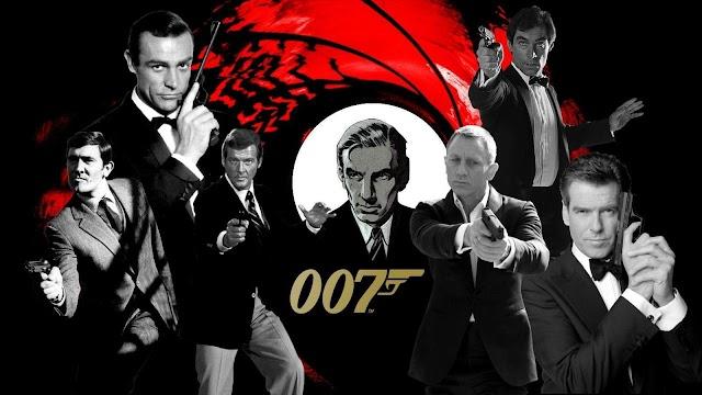 8 formas de se sentir o James Bond