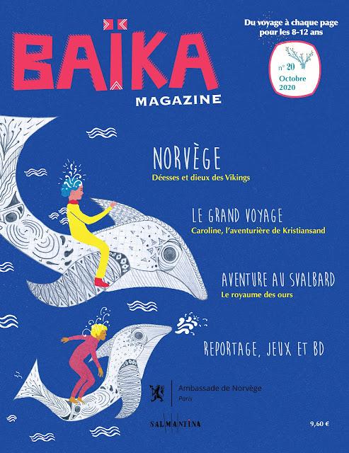 Baika magazine