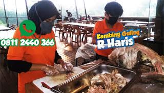 Kambing Guling Ciumbuleuit Bandung, kambing guling ciumbuleuit, kambing guling,