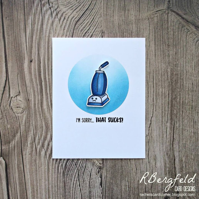 Sunny Studio Stamps: Sunny Saturday Share Customer Card by Rachel Bergfeld