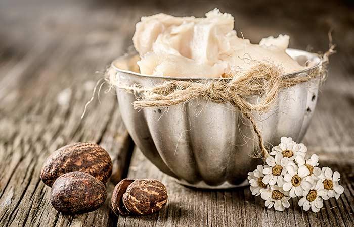 Hausgemachte-Haar-Conditioner-Mit-Shea-Butter Speichern