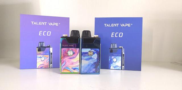 Talent Vape ECO Pod Kit/Simple Instructions