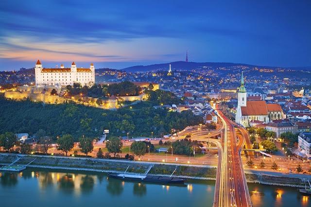 Passeio de um dia para Bratislava