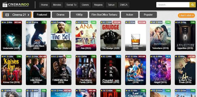 14 Situs Streaming Film Gratis Terbaru Dan Terupdate Pengganti INDOXXI 6