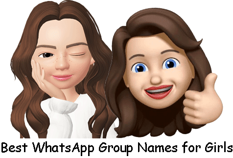 Best WhatsApp Group Names for Girls in Hindi
