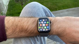 Apple made a big change to the Apple Watch 5 battery