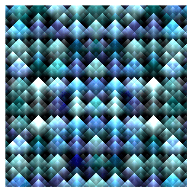 Generative art examples with Perlin noise.