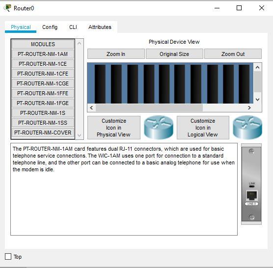Cara Menambah Physical Interfaces atau Port Tambahan di Cisco Packet Tracer