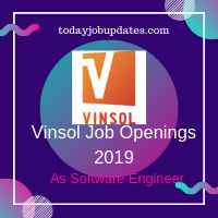Vinsol Job Openings 2019