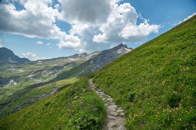 Fürstin-Gina-Weg  Augstenberg und Pfälzerhütte  Wandern in Liechtenstein 07