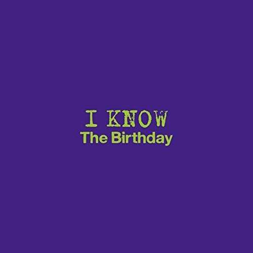 [Single] The Birthday – I Know (2015.05.13/MP3/RAR)