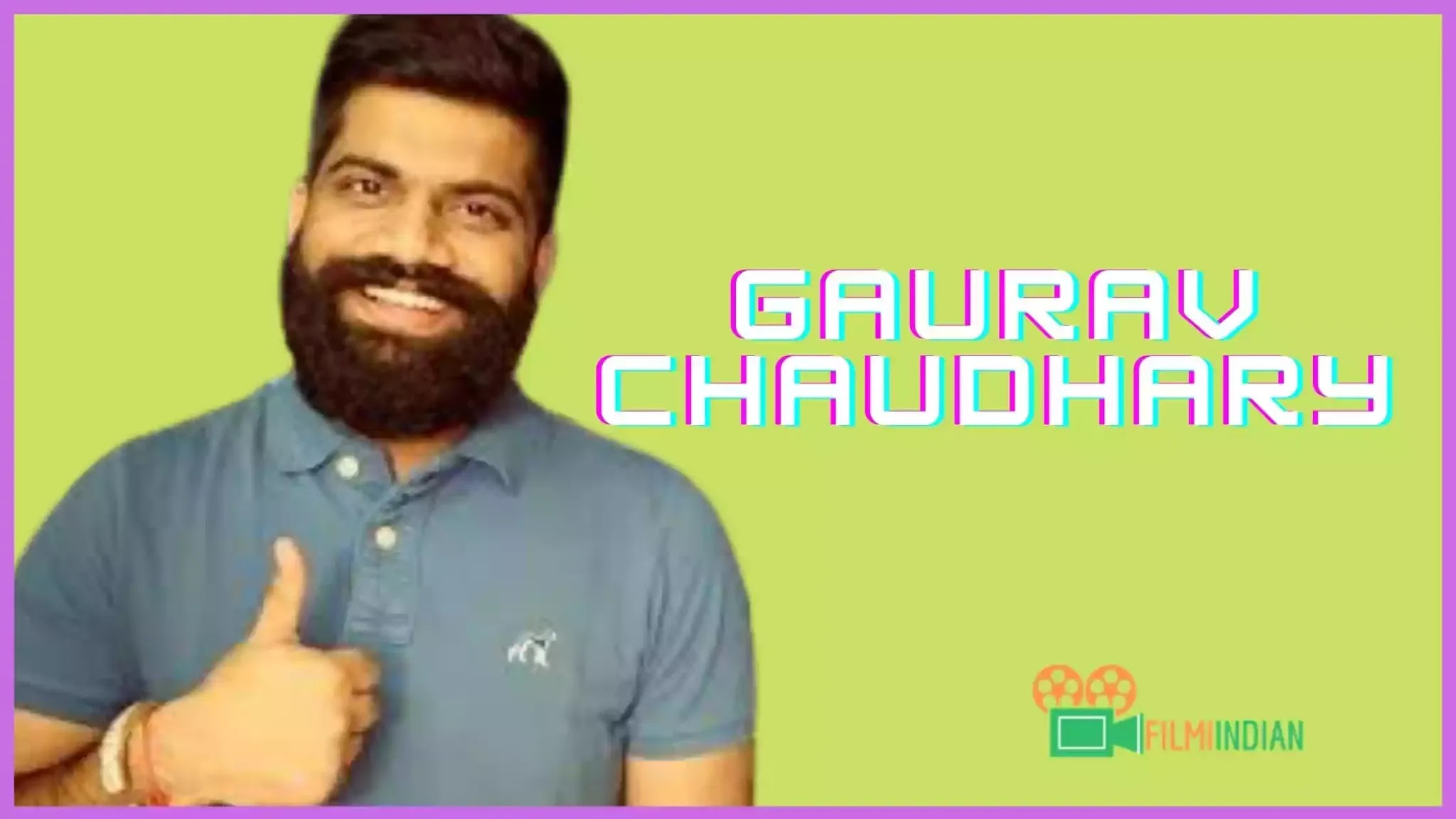 Gaurav Chaudhary : Technical Guruji : Best Biography (2020)