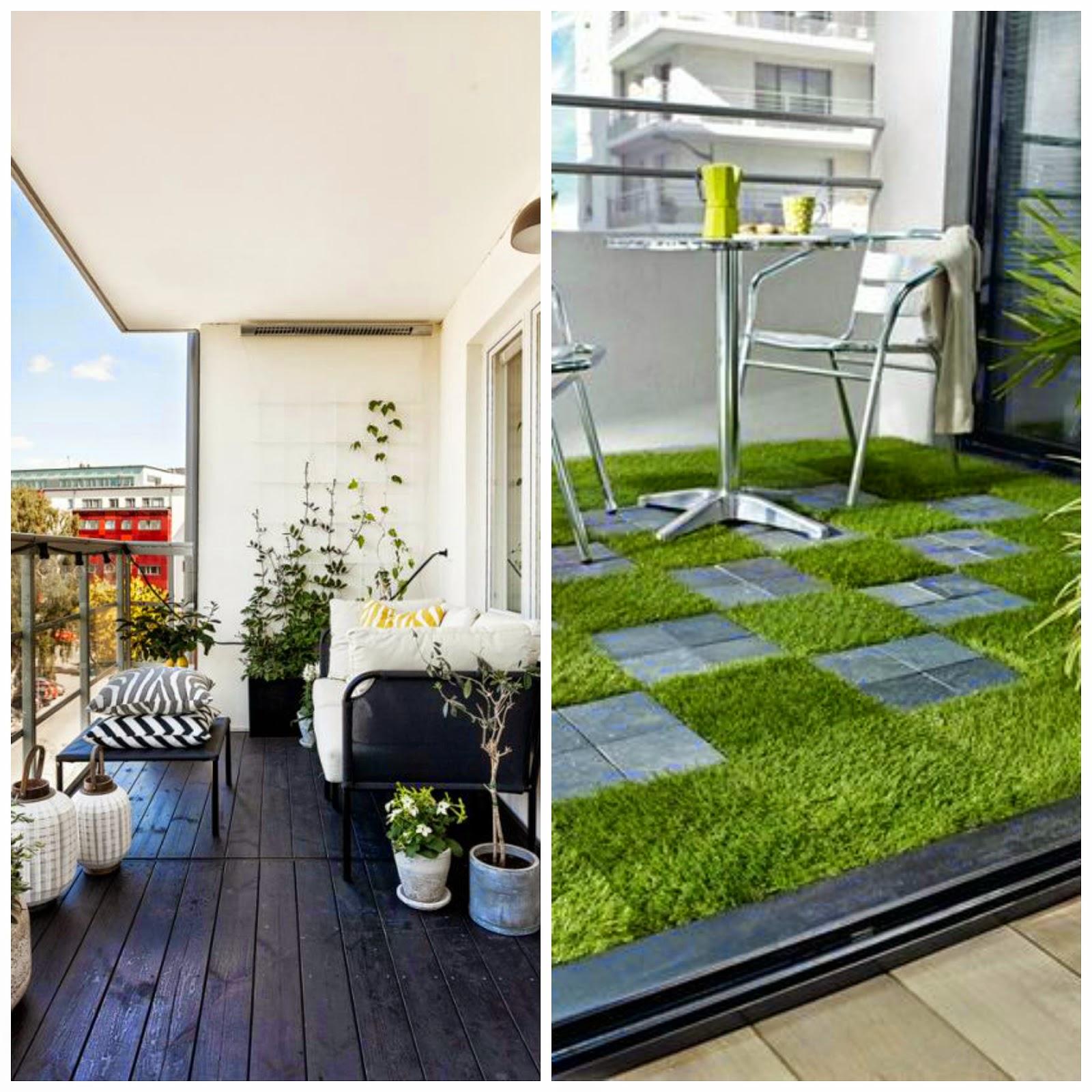 8 consejos para decorar tu terraza o balcon la buhardilla decoraci n - Suelos de terraza ...
