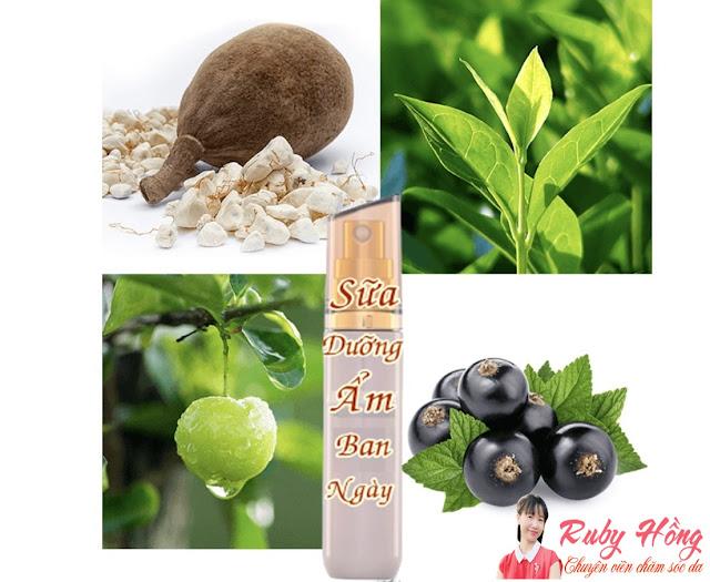 Sữa dưỡng ẩm bảo vệ da lão hóa ban ngày