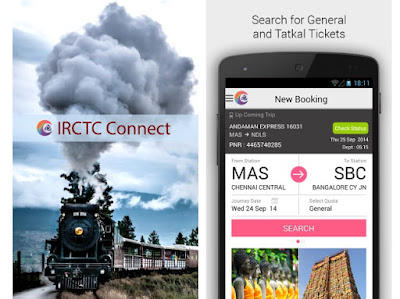 IRCTC Connect (IRCTC Official)