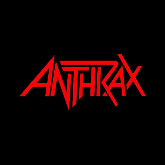 Anthrax Logo Free Download Vector CDR, AI, EPS and PNG Formats
