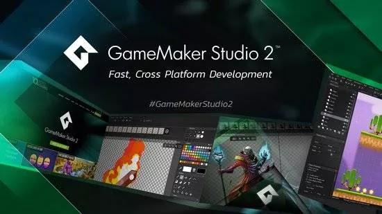 تحميل برنامج GameMaker Studio Ultimate 2.2.5.481 لإنشاء ألعاب الفيديو عبر الأنظمة الأساسية