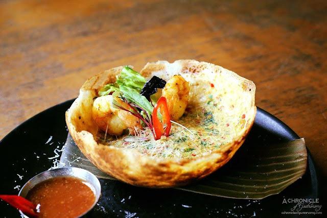 ඔම්ලට් ආප්ප - Omelette Appa (Omelette Hoppers) - Your Choice Way