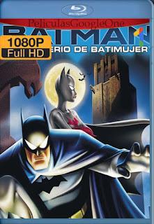 Batman: El misterio de Batimujer (2003) [1080p BRrip] [Latino-Inglés] [LaPipiotaHD]