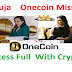 Onecoin Exchange Mission Success Full Dr. Ruja