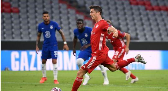 Bayern München vs Chelsea 4–1 Highlights