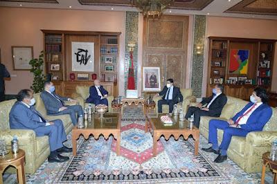 M. Nasser Bourita: Le Maroc soutient l'accord de cessez-le feu en Libye, « un progrès très positif »