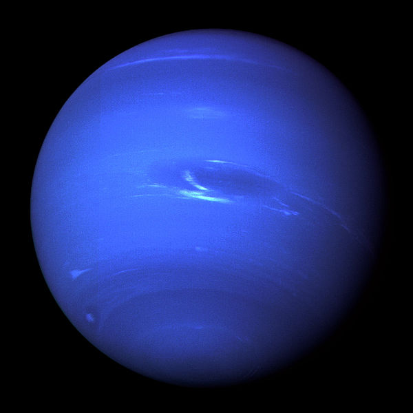 Neptune - facts about Neptune