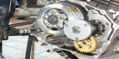 Penyebab Kopling Sepeda Motor Selip