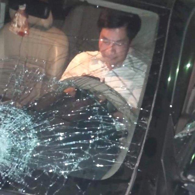Nguyễn Văn Điều - Trưởng ban Nội chính Tỉnh ủy Thái Bình đứng trước án tù 10 năm