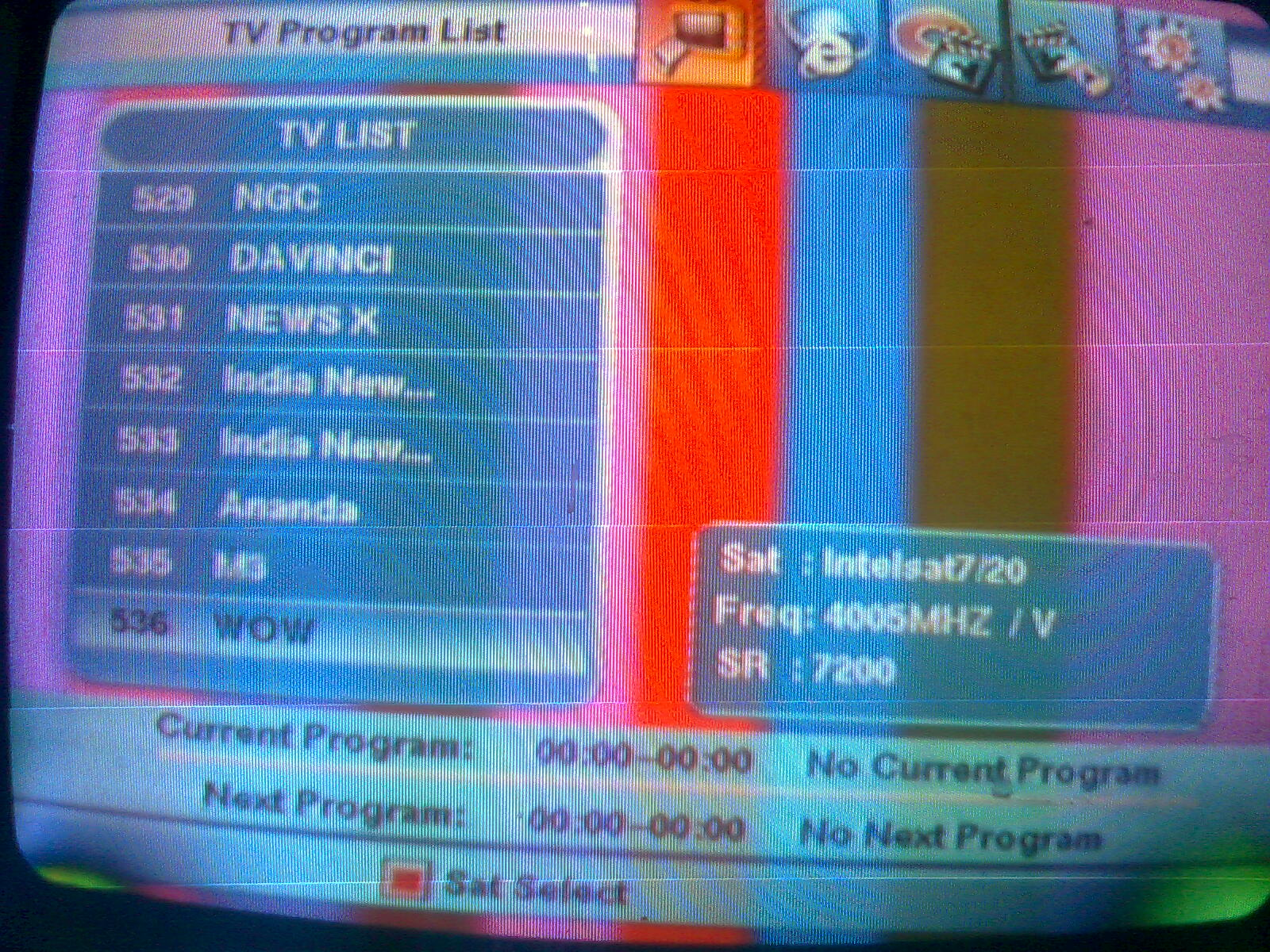 GUNA SAT TAMIL: Wow TV, Life Style Asia and Holidayz now