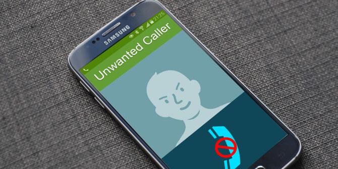 حظر رقم مجهول على هواتف سامسونج